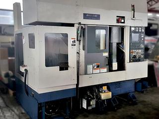 Drehmaschine Mori Seiki CL 153 M ladeportal/gentry-0