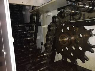 Drehmaschine Mori Seiki MT 2500 SZ / 1500-10