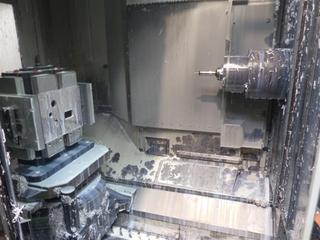Mori Seiki NH 6300 DCG APC 6, Fräsmaschine Bj.  2012-3