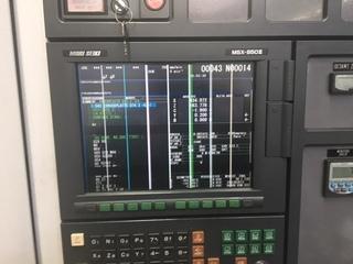 Drehmaschine Mori Seiki NL 2000 SY 500-3