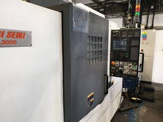 Drehmaschine Mori Seiki NL 3000 MC / 750-0
