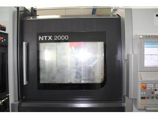 Drehmaschine Mori Seiki NTX 2000 / 1500 SZM-9