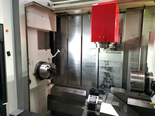 Drehmaschine Mori Seiki NTX 2000 / 1500 SZM-2