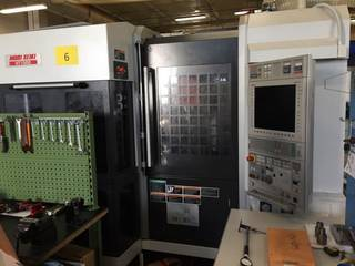 Drehmaschine Mori Seiki NT 1000 / SZM-0