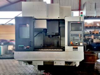 Fräsmaschine Mori Seiki NVD 5000 4.ax int-0
