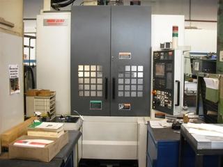 Mori Seiki NV 4000 DCG APC, Fräsmaschine Bj.  2006-0