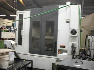 Mori Seiki NV 4000 DCG APC, Fräsmaschine Bj.  2006-1
