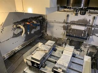 Mori Seiki NV 4000 DCG APC, Fräsmaschine Bj.  2006-2