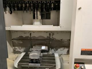 Mori Seiki NV 4000 DCG APC, Fräsmaschine Bj.  2006-3