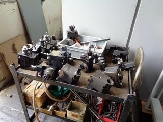 Drehmaschine Mori Seiki NZ 1500 T2Z-9