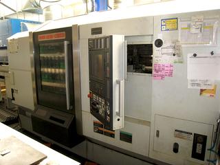 Drehmaschine Mori Seiki NZ 1500 T2Y2-6