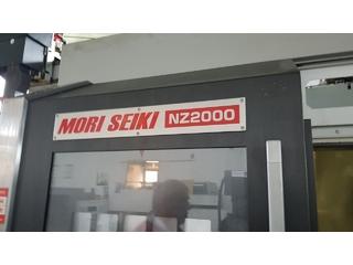 Drehmaschine Mori Seiki NZ 2000 T2Y gentry/Portallader-1