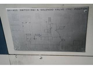 Mori Seiki SH 403, Fräsmaschine Bj.  2000-8