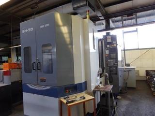 Fräsmaschine Mori Seiki SH 50-1