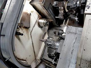 Drehmaschine Nakamura Super NTM 3 3 Revolver/3 turrets-1