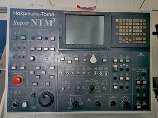 Drehmaschine Nakamura Super NTM 3 Roboter-4