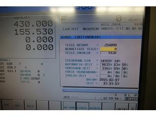 Drehmaschine Nakamura Super NTM 3 Roboter-5