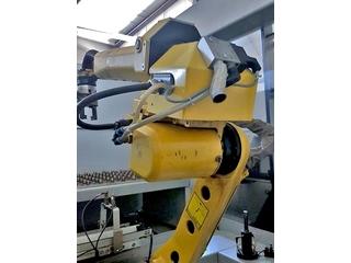 Drehmaschine Nakamura Super NTM 3 Roboter-7