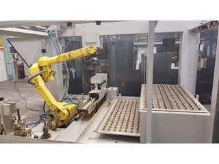Drehmaschine Nakamura Super NTM 3 Roboter-9