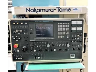 Drehmaschine Nakamura TW 20 / Portal/gentry GR 203-5