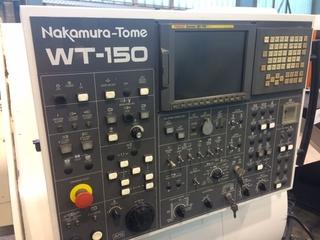 Drehmaschine Nakamura Tome WT 150-5