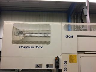 Drehmaschine Nakamura WTW 150-1