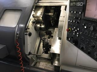 Drehmaschine Nakamura WT 150 MMY-1