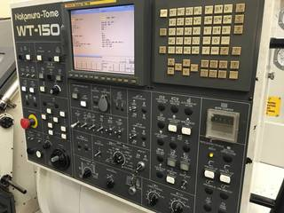 Drehmaschine Nakamura WT 150 MMY-5
