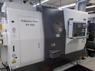 Drehmaschine Nakamura WT 250 MMY-0
