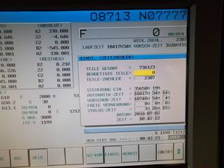 Drehmaschine Nakamura WT 250 MMY-2