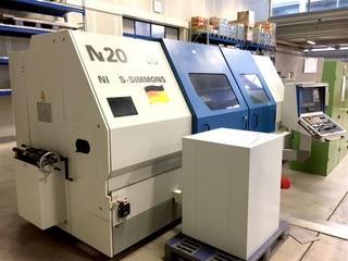 Drehmaschine Niles-Simmons N 20 x 2000-0