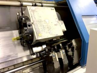 Drehmaschine Niles-Simmons N 20 x 2000-3