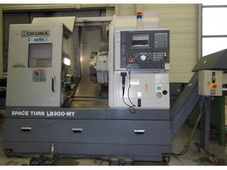 Drehmaschine Okuma LB 300 MY x 500-0