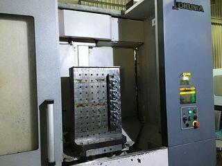 Fräsmaschine Okuma MB 400 H-1