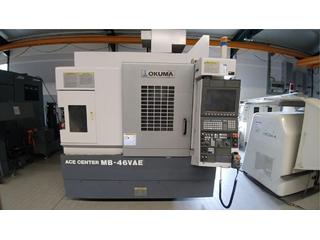 Fräsmaschine Okuma MB 46 VAE-0