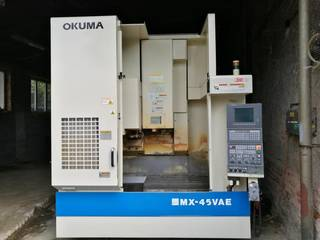 Fräsmaschine Okuma MX - 45 VAE-0