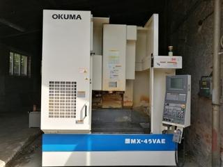 Fräsmaschine Okuma MX - 45 VAE-1