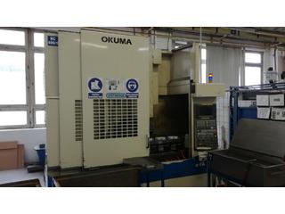 Fräsmaschine Okuma MX 55 VA-0