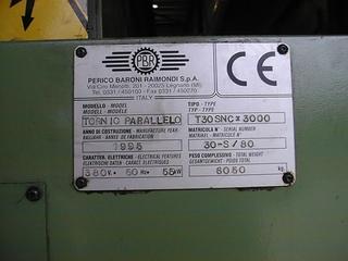 Drehmaschine Poreba PBR T 30 SNC x 3000-6
