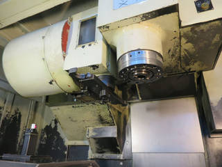 Fräsmaschine Quaser MV 204 CU 15-3