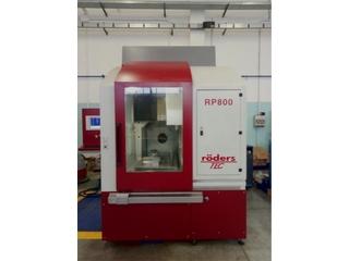 Röders RP 800, Fräsmaschine Bj.  2001-1