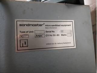Sandmaster 100 D Andere Maschinen-3