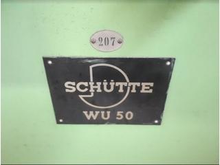 Schleifmaschine Schütte WU 50-3
