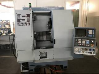 Drehmaschine Schaublin 110 CNC R-0