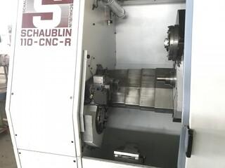 Drehmaschine Schaublin 110 CNC R-1