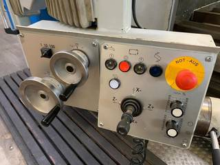 Drehmaschine Seiger SLZ 1000 x 2000-12