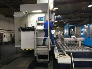 Soraluce SL 8000 Bettfräsmaschinen-1