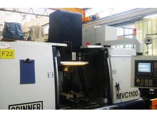Fräsmaschine Spinner MVC 1100-0