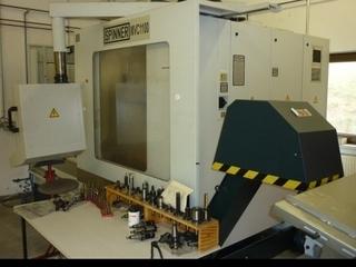 Fräsmaschine Spinner MVC 1100-1