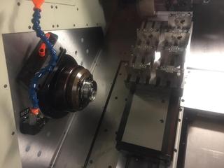 Drehmaschine Spinner PD CNC-1